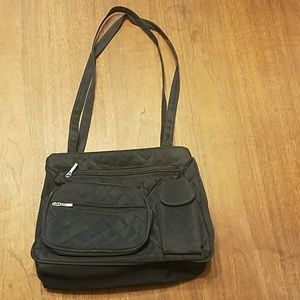 👸👜  Shoulder purse with lots of pockets